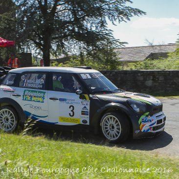 Rallye Bourgogne Côte Chalonnaise 2016