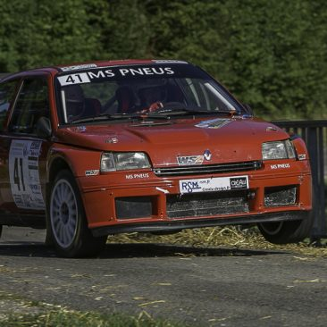 Rallye National du Sel 2016