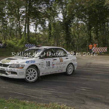 Rallye National des Hautes-Côtes 2016