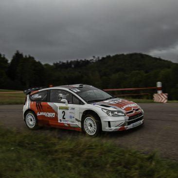 Rallye National Vosgien 2016