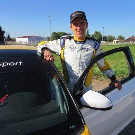 Le champion de la coupe du monde VTT au Vosgien 2016