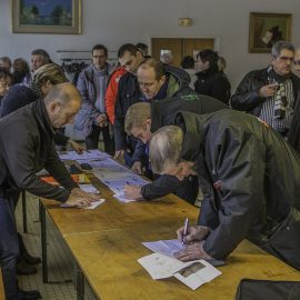 ASA Séquanie Assemblée Générale élective du 7 Janvier  2017