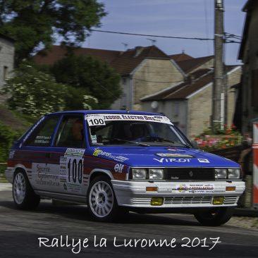 Rallye National de la Luronne 2017