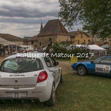 Rallye de Matour 2017