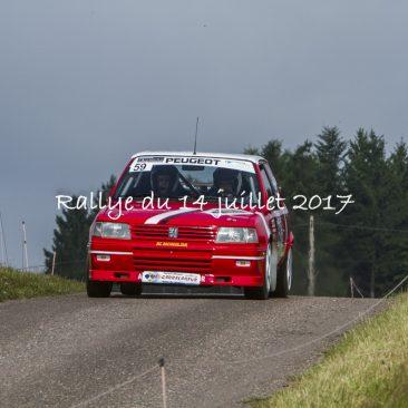 Rallye du 14 Juillet 2017