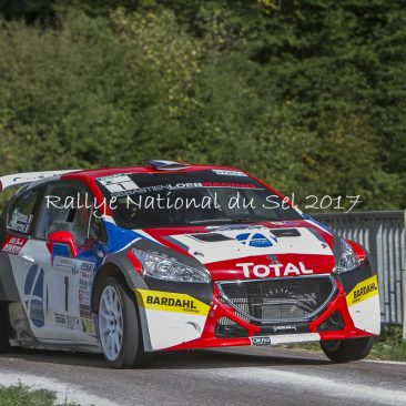 Rallye National du Sel 2017