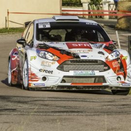 Rallye VOSGIEN 2017 Retour gagnant de William WAGNER